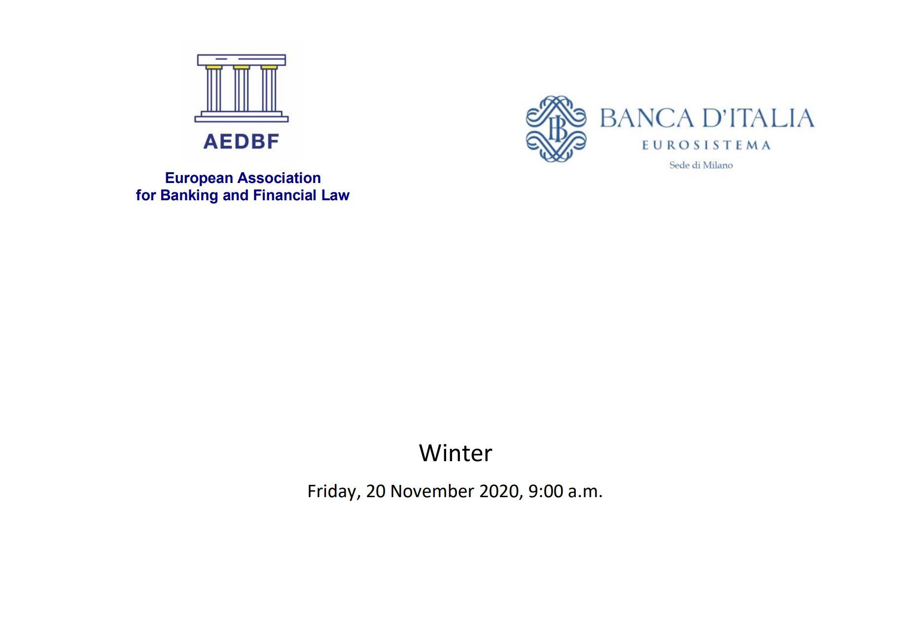 Convegno AEDBF 2020